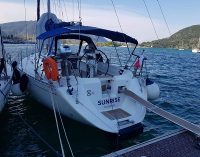 S/Y SUNRISE | 8 guests | 3 cabins | 2wc | Air Condition